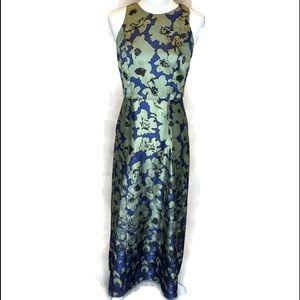 Banana Republic silk maxi sleeveless dress 2